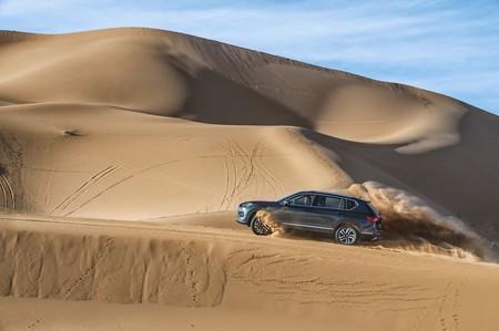 Seat Tarraco A Prueba En El Desierto 9