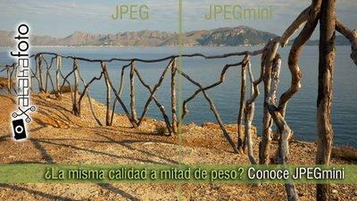 JPEGmini: ¿Máxima compresión sin perder calidad?