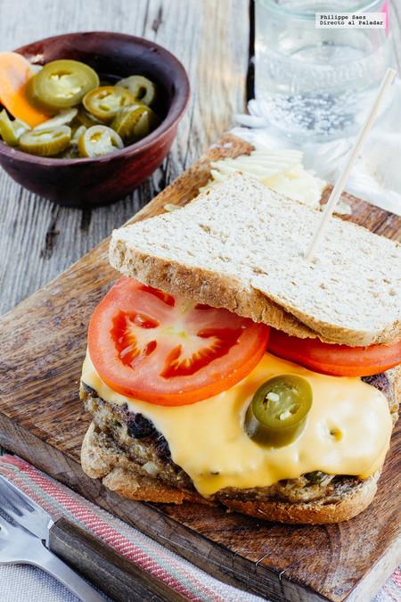 Tortitas de ejote, hamburguesa de res con alcaparras y más en Directo al Paladar México
