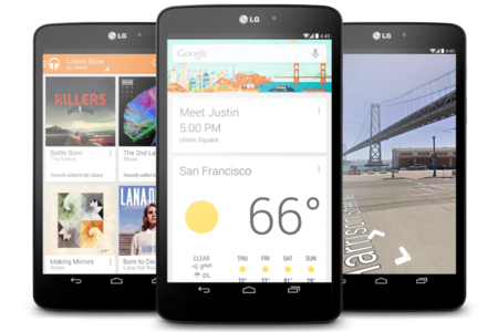 Android 4.4.2 llega a HTC One Google Play Edition y a LG G Pad 8.3