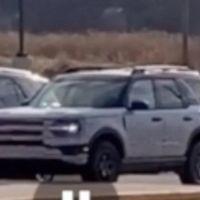 El nuevo Ford Bronco Sport 2021 se deja ver, esta vez junto a su hermano mayor, el Ford Explorer
