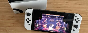 Nintendo Switch OLED no es revolucionaria, pero sí supone una clara mejora: cinco aspectos en los que se mide con su precedente