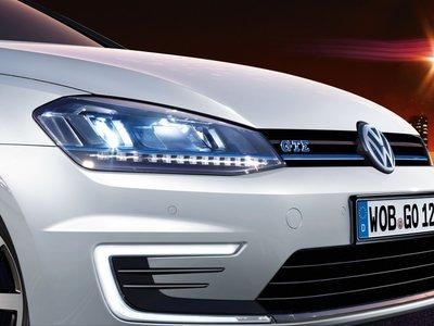 El Volkswagen Golf GTE se renueva en 2017, pero no esperes demasiado