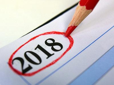 Publicado el calendario del contribuyente de 2018