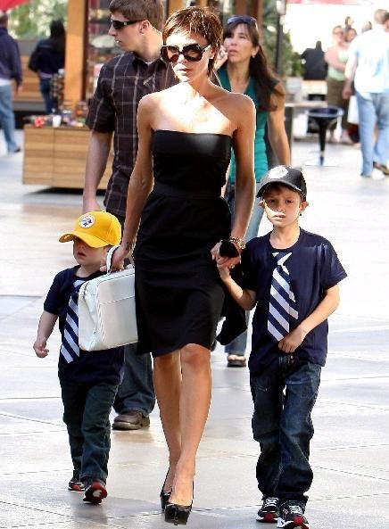 madres con estilo: VB
