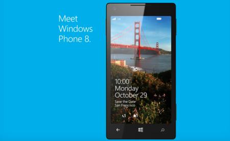 Windows Phone 8 será finalmente presentado el 29 de octubre