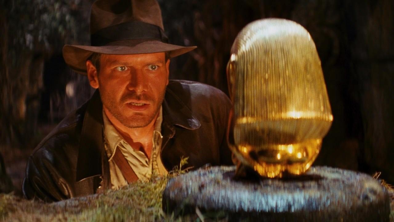 Indiana Jones Kanye West Roca
