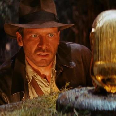 'En busca del arca perdida': Harrison Ford se convierte en Indiana Jones en el mítico inicio de la saga dirigida por Spielberg