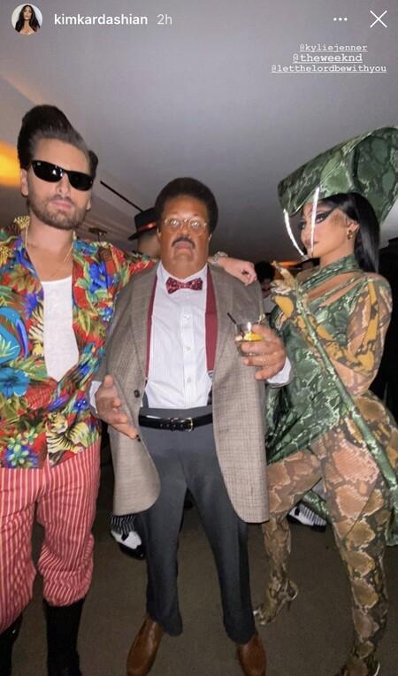 Polemica Fiesta Halloween Kendall Jenner Kardashian