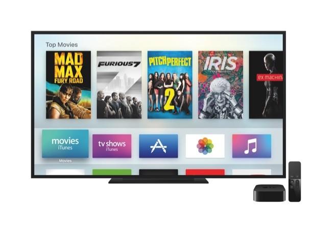 Tv Appletv Remote Mainmenu Movies Print