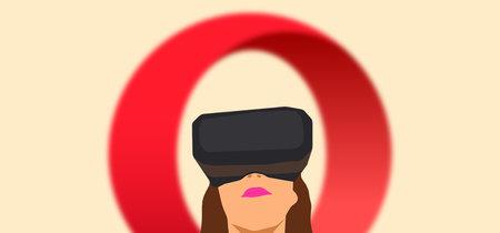 Opera 49 llega a los escritorios con soporte para gafas de realidad virtual, selfies en capturas y otras novedades