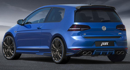 ABT Sportsline VW Golf R