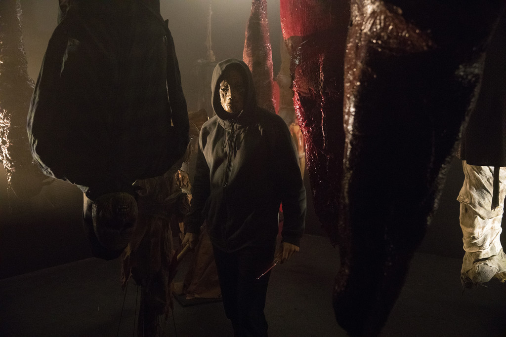 'Hell Fest' shows that a splendid setting it is not enough to sustain by itself a slasher