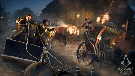 Los mellizos Assassins regresan con El Último Marajá, el nuevo DLC de Assassin's Creed: Syndicate