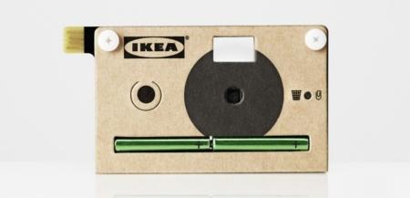 La cámara de fotos de Ikea la tendrás que buscar y montar