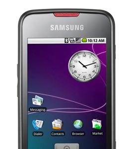El Samsung Galaxy Spica llega a España para presumir de Android y pantalla