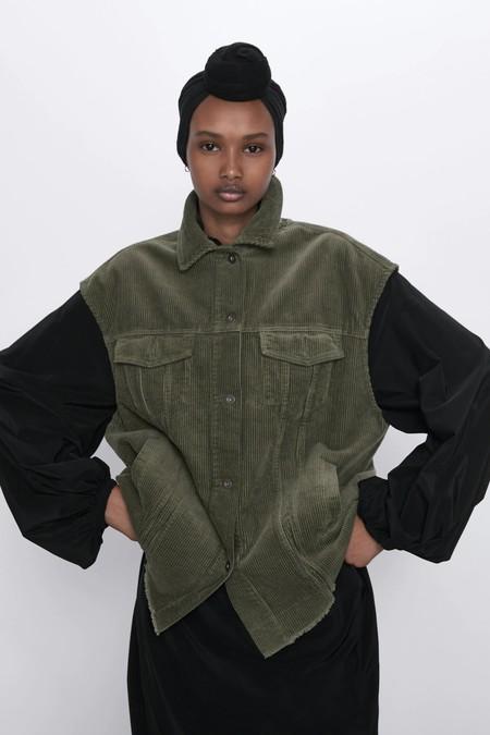 Zara Rebajas Verano 2020 60 Descuento Camisa 03