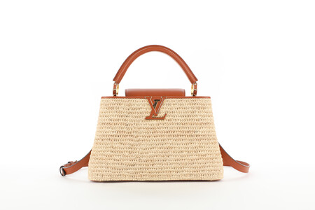Louis Vuitton bolso Capucines