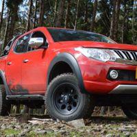 La L200 Vulcan es la versión que todos queremos de la pick-up de Mitsubishi