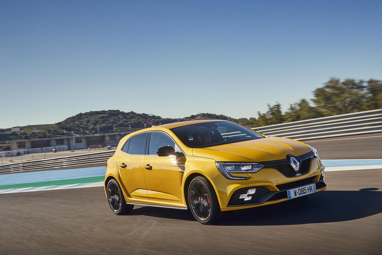 Foto de Renault Mégane R.S. 2018, toma de contacto (21/129)