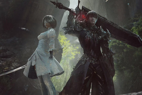 Hemos jugado a la raid dedicada a NieR: Automata de Final Fantasy XIV: Shadowbringers y es brutal
