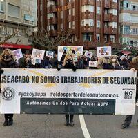 AUPA afirma que se sigue dejando fuera a parte de los profesionales y exige más medidas