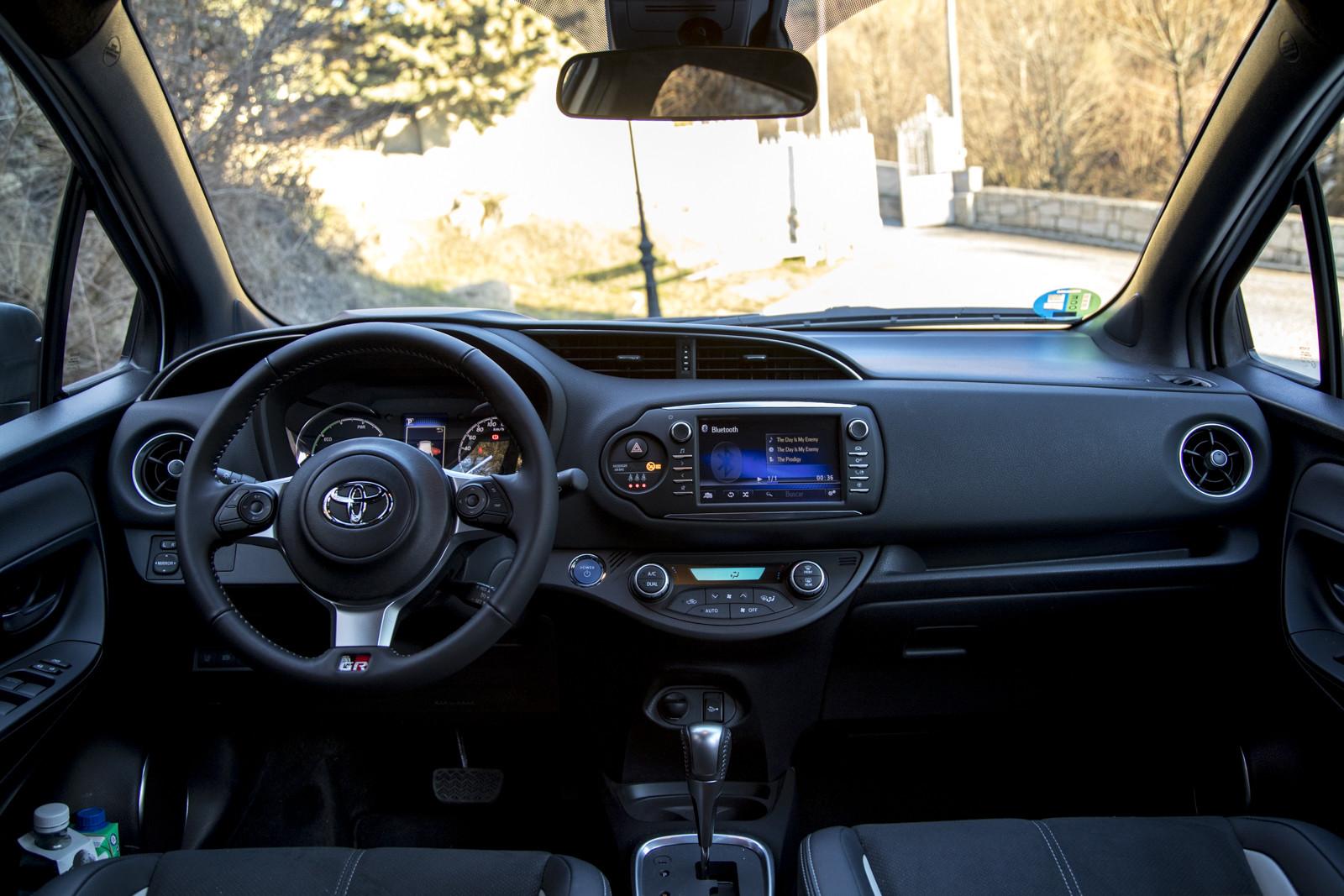 Foto de Toyota Yaris GR Sport - Interiores (1/23)