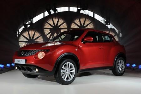 Nissan Juke, otro que sale a la luz