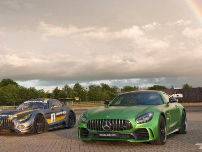 ¿Sólo 2.000 unidades del Mercedes-AMG GT R?
