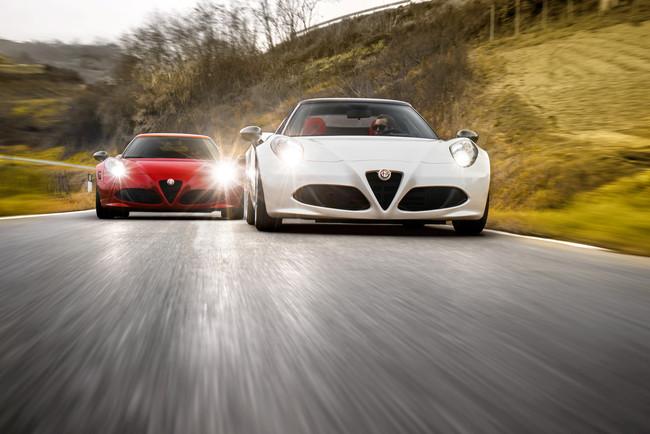 El Alfa Romeo 4C se renovará de cara a 2019