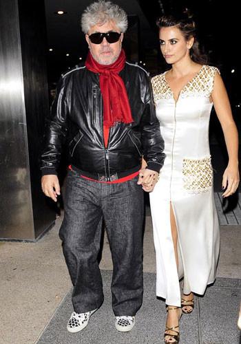 El desacertado look de Penélope Cruz en Nueva York
