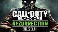 'Rezurrection', el cuarto pack de mapas para 'Call of Duty: Black Ops' que viene cargado de zombies