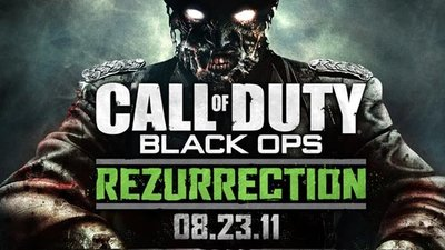 'Rezurrection', el cuarto pack de mapas para 'Call of Duty: Black Ops' que viene cargado de zombies