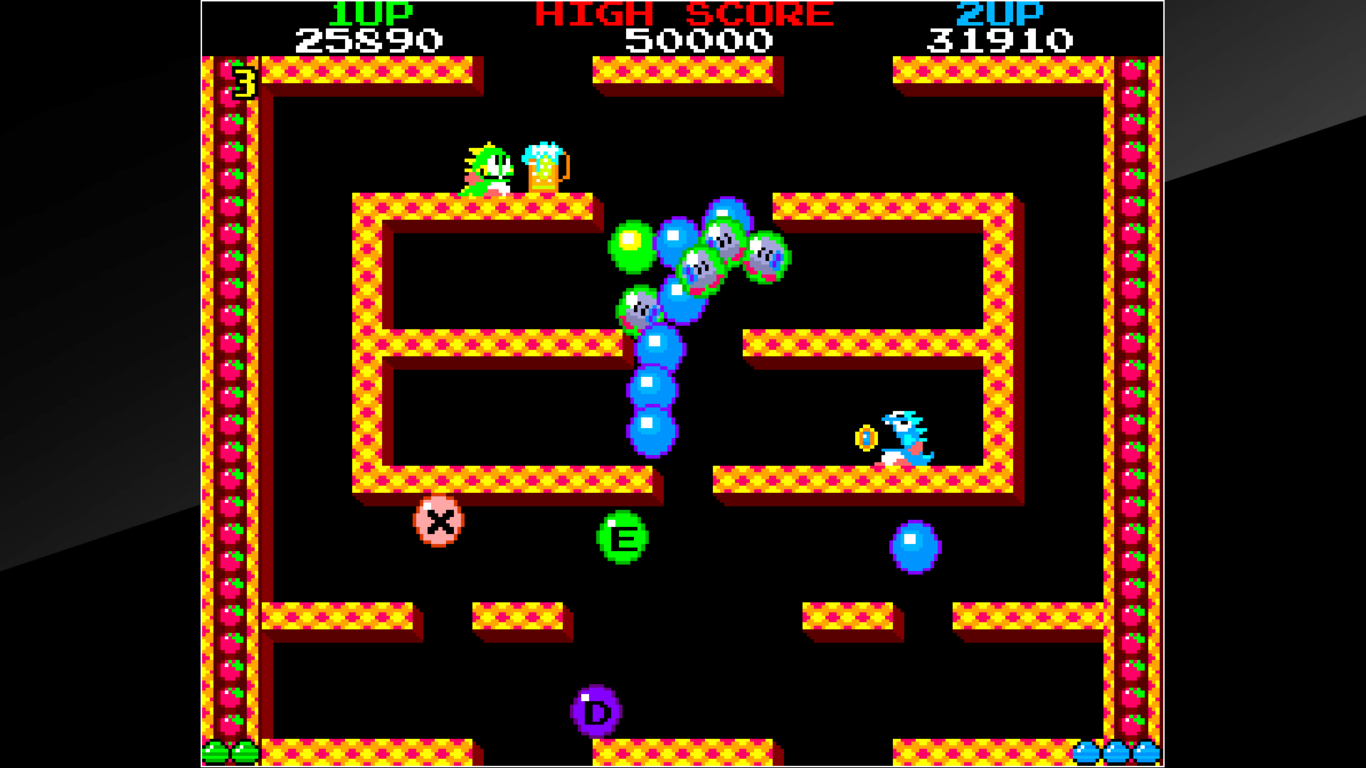 Bubble Bobble (Taito, 1988)