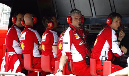 Ferrari Refuerza Inaki Rueda Como Estratega 1