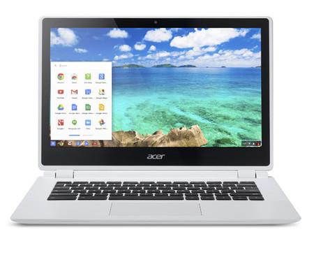 Acer se decide por Tegra K1 y una pantalla táctil para su próximo Chromebook