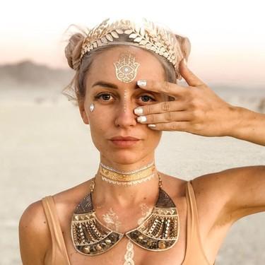 Aún más locos y futuristas que nunca, llegan los looks del Festival Burning Man 2019