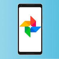 La nueva versión de Google Fotos permite etiquetar caras manualmente y cambiar la cuenta de usuario con un gesto