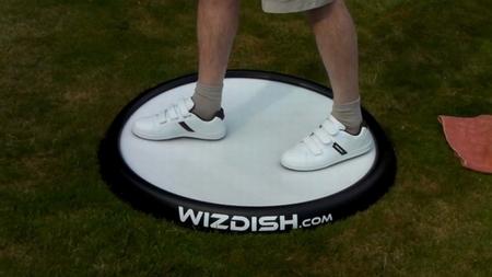 WizDish, la evolución de las cintas de andar que puede ser combinada con la realidad virtual