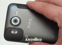 HTC Desire HD por primera vez en vídeo