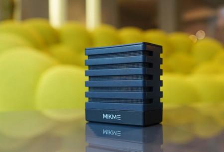 Mikme quiere ser el GoPro de los micrófonos