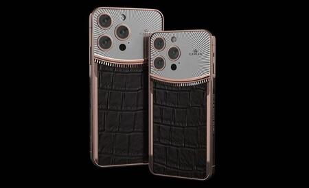 Un Iphone 13 Pro Max Y Un Ps5 Revestidos De Oro Puro Es Lo Nuevo De Caviar Y Sus Precios Son Tan Descomunales Como Uno Podria Pensar 2