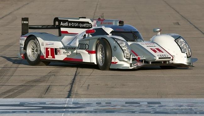 Audi Sebring 2013