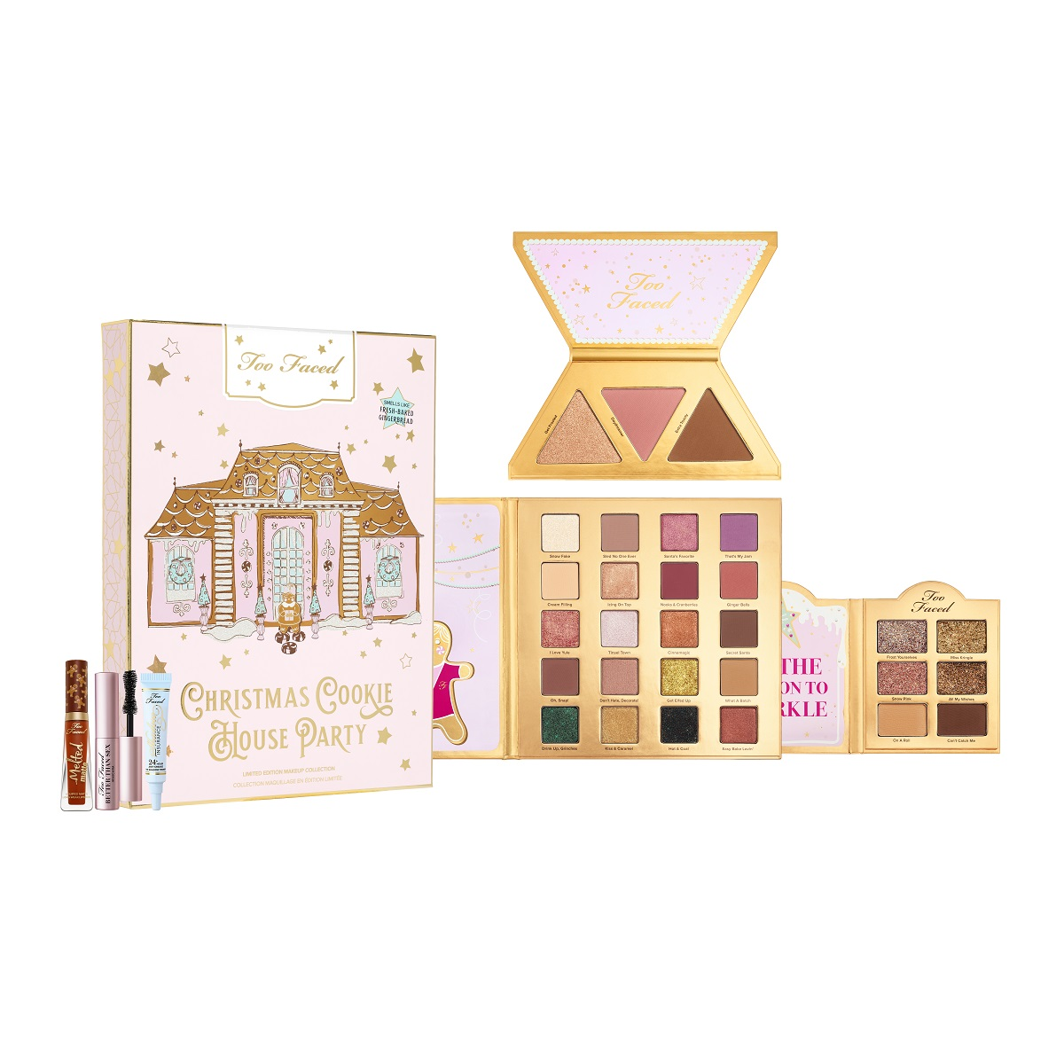 Gingerbread House Party de Too Faced