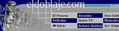 'Eldoblaje.com', una gran base de datos