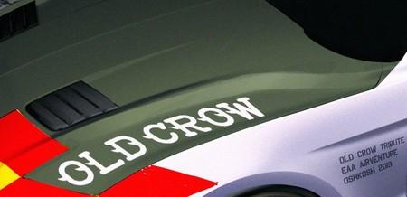 "Roush Mustang GT ""Old Crow"", 710 caballos para celebrar el histórico ""Día D"""