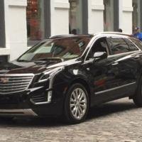 Así se ve el sucesor del SRX, el Cadillac XT5, cuando no hay camuflaje que lo cubra