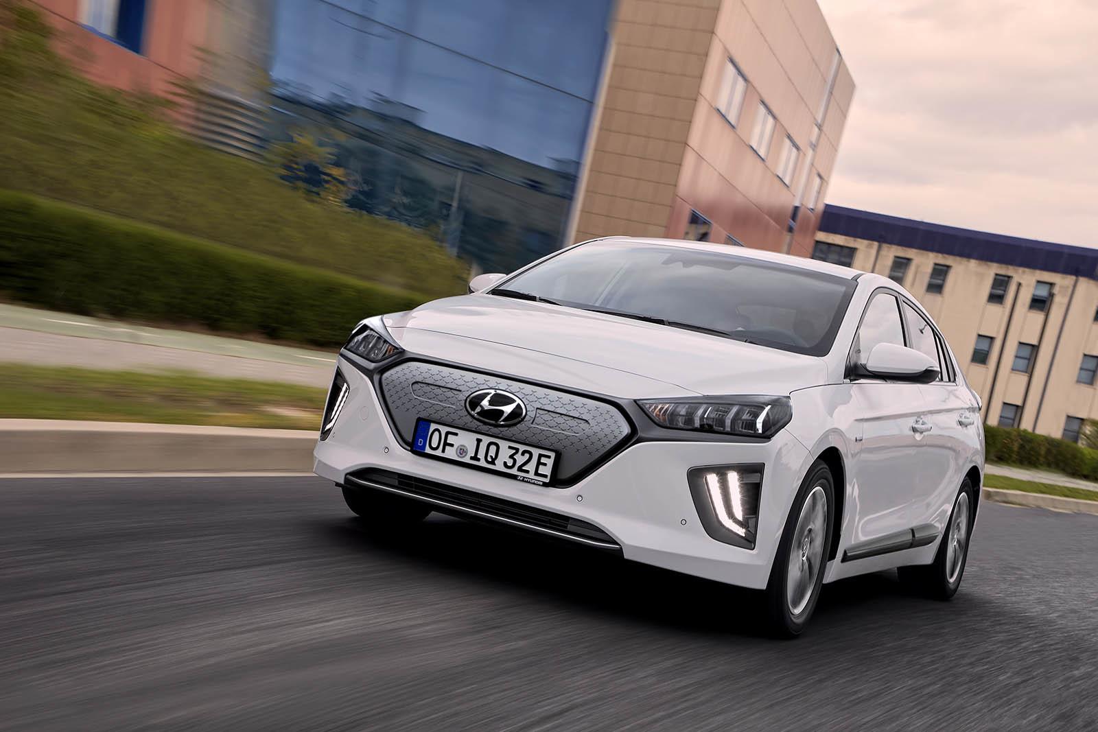 Foto de Hyundai Ioniq Electrico 2020 (7/14)