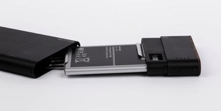 ¿Y si pudiéramos usar la batería de nuestro celular abandonado como batería portátil?