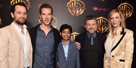Matthew Rhys Benedict Cumberbatch Rohan Chand Andy Serkis Cate Blanchett